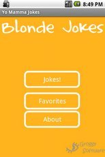 download Blonde Jokes apk